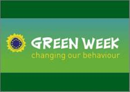 logo green week